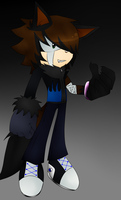 Dess Matthew The Dark Neo Materie Wolfferior look by danix346wolfferior