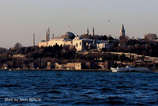 istanbul by bornia