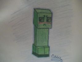 :Creeper Blushies: by Paxino