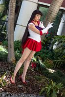 Rei Hino - Sailor Mars Cosplay by Kapalaka