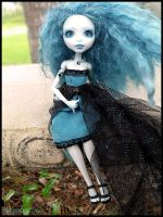 MH - Sea Witch I by demonrae-dolls