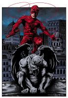 Daredevil by Kesoglu
