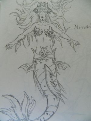 (Water) Tier 8 - Mermaid