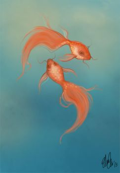 Fish by kina84