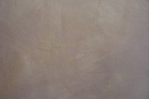 Pale plaster glazed surface by paintresseye