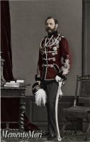 Young Alexander II by M3ment0M0ri