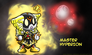 Master Hyperion Chibi by snowy-inferno