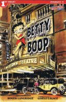 Betty Boop #1 NYCC variant by RobertHack