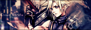Cloud Strife - Dissidia by FireBomb9