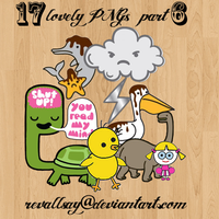 17 lovely PNGS part6 by revallsay