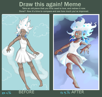 is this... 5 months improvement???? by dampgl00m