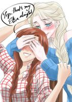 Elsanna from A Snowflake in Spring - Chapter 25 by LORELEI-LilyPrincess