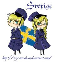 Sweden Twins by Say-Erizabesu