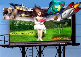 Billboard Design 1 by liagiannjezreel