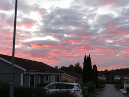 Early Morning 1st August 2015  c by Kattvinge