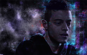 Mr.Robot - Elliot Alderson by p1xer