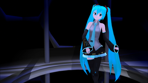 MCL miku ver2.2 DOWNLOAD! by MMD-MCL