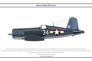 F4U-1A USA VF-17 3 by WS-Clave