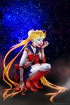 Commission: Vampire Sailor Moon by pongyboy