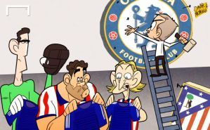 Mourinho gives Chelsea an Atleti makeover by OmarMomani