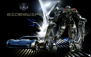 Transformers 2 Sideswipe by CrossDominatriX5