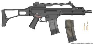 G36C by Crypto-137