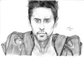 Jared Leto -- Look in my eyes, you're killing me by TheJellyKat