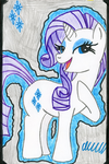 Rarity Card by The1King