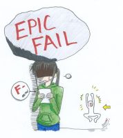 Epic Fail by anime-storm