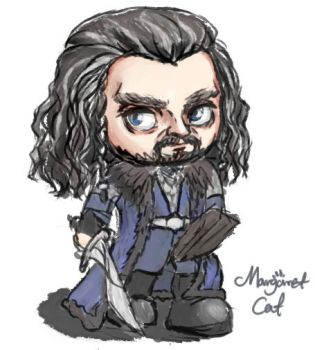 Thorin by DepplyLoveU