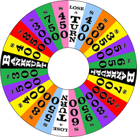 Chibi95 Wheel of Fortune Pressman DX by germanname