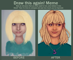 Draw this again! (2010 vs 2015) by fridouw