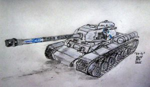 Kv-1s by BlueBoxDave