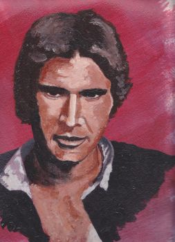 Han Solo by AQUARules