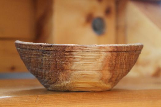 Cherry bowl oiled 3 by greenspree