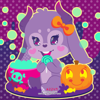 Happy Halloween by Miss-Glitter
