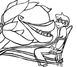 Little Shop of Horrors w.i.p. by MagicCanbeFound