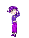 My Name is Doppio! by Yoshilove9