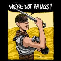 we're not things! by Albert-Lopez