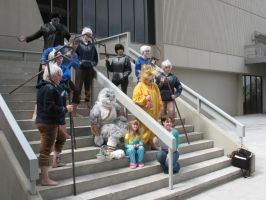 Momocon 2013: Rise of the Guardians by Chibi-no-Curse