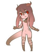 Doodle Adopt: OPEN (offer to adopt) by Faelyndra