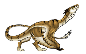 Varanus Wyvern Adoptable 1 by TalonV