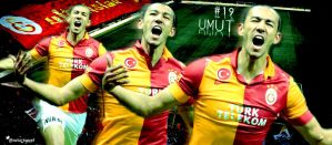 Umut The Bullet by ozturkdesign