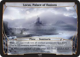 Locus, Palace of illusions by d-conanmx