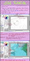 SAI Tips Tutorial by kittycatstudio