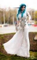 Tyrande Cosplay 2 by andrewhitc
