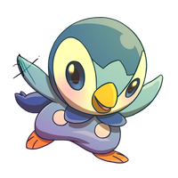 Piplup by MatsuoAmon