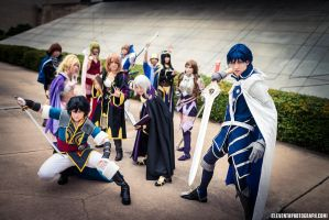 Fire Emblem: Awakening by LostDonut