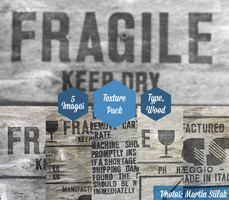 Type - Fragile - Texture Pack by MartinSiilak