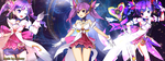 Facebook Cover - Dimension Witch (Elsword) by Latios77